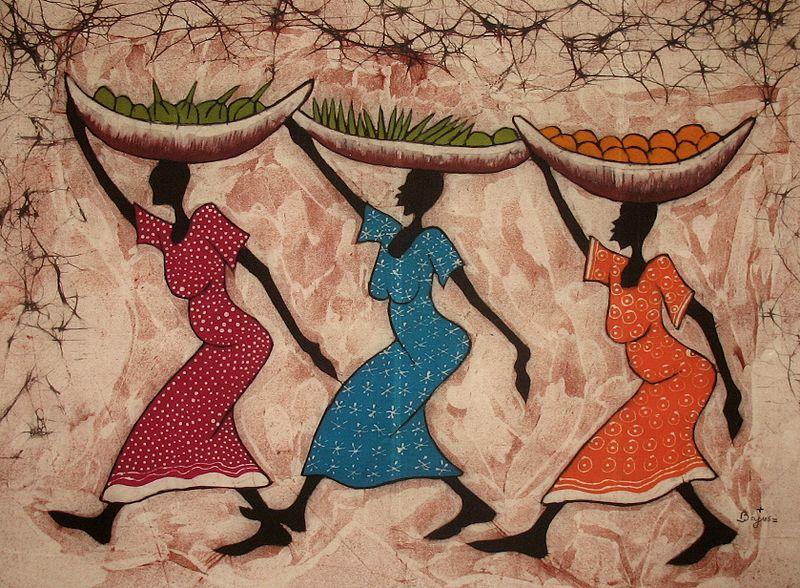 3 Frauen tragen Gemüse am Kopf - 800px-Biella-artigianato_orientale
